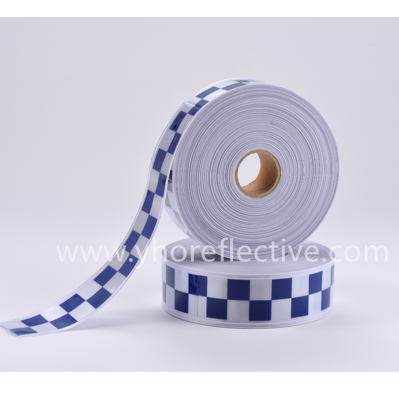 Y-8005 Reflective PVC tape